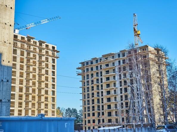 Фото Жилой комплекс АТМОСФЕРА, б/с 4, Ход строительства 1 ноября 2017