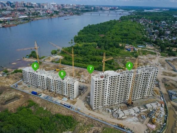 Фото Жилой комплекс ВЕНЕЦИЯ-2, дом 6, Ход строительства июнь 2018