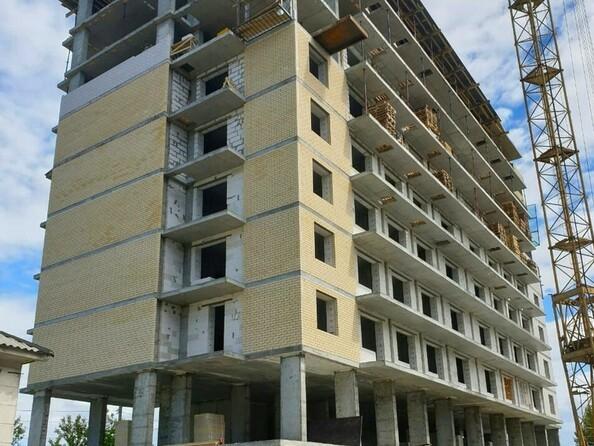 Ход строительства 6 июня 2019