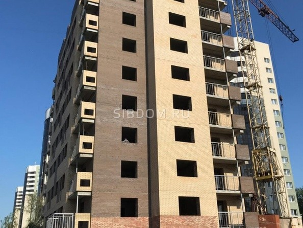 Фото Жилой комплекс МАНХЕТТЕН, дом 8, Ход строительства август 2019