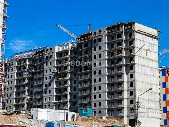 Ход строительства 14 апреля 2019