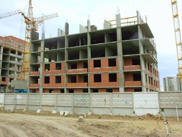 Фото Жилой комплекс КУЗЬМИНКИ, дом 3, Ход строительства май 2019