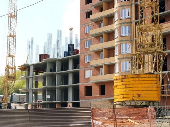 Фото Жилой комплекс РАДУЖНЫЙ КАСКАД, б/с 20, Ход строительства май 2019