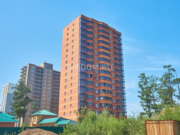 Фото Жилой комплекс АЗИМУТ, б/с 1, Ход строительства 2 августа 2018