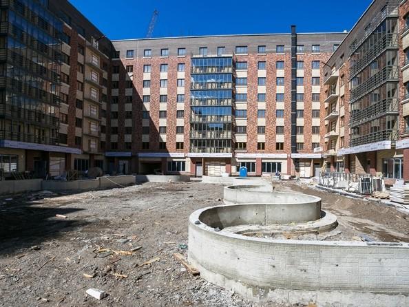 Фото Жилой комплекс ЮЖНЫЙ БЕРЕГ, 3 оч, дом 15, Ход строительства 23 апреля 2019