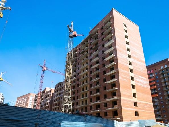 Фото Жилой комплекс СНЕГИРИ, дом 3, Ход строительства 24 апреля 2018