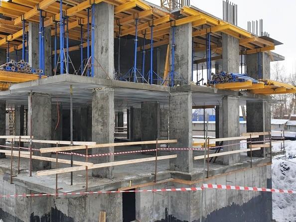 Фото Жилой комплекс ГРИБОЕДОВ, Ход строительства март 2019