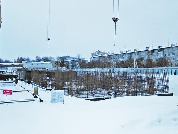Фото Жилой комплекс МИЧУРИНСКАЯ АЛЛЕЯ, 58 корпус 4 , Ход строительства декабрь 2018
