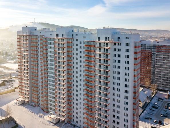 Фото Жилой комплекс СЕРЕБРЯНЫЙ, квр 1, дом 1, Ход строительства 11 декабря 2018
