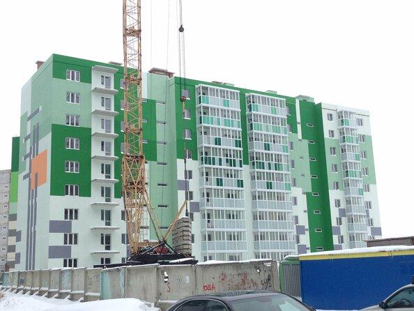 Фото Жилой комплекс БЕРЁЗОВАЯ РОЩА, 70г, Ход строительства ноябрь 2018