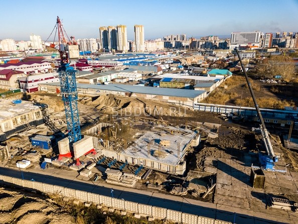 Фото Жилой комплекс Арбан SMART (Смарт) на Шахтеров, д 2, 29 октября 2018