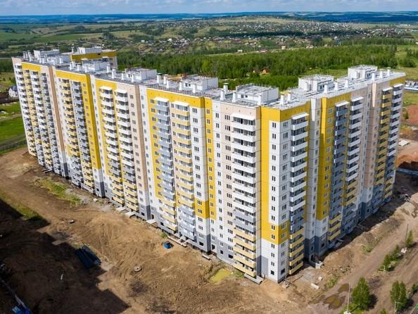 Фото Жилой комплекс Нанжуль-Солнечный мкр, дом 5, Ход строительства 11 июня 2019