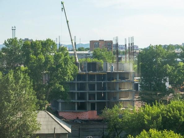 Фото Жилой комплекс УЮТНЫЙ ДОМ на Калинина, дом 2, 2 этап, 20 июня 2017