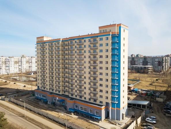 Фото Жилой комплекс Северный, 1 мкр, Светлогорский, Ход строительства 7 апреля 2019