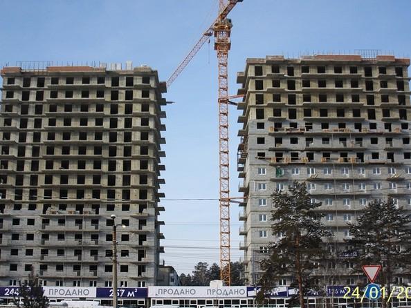 Ход строительства 24 января 2020