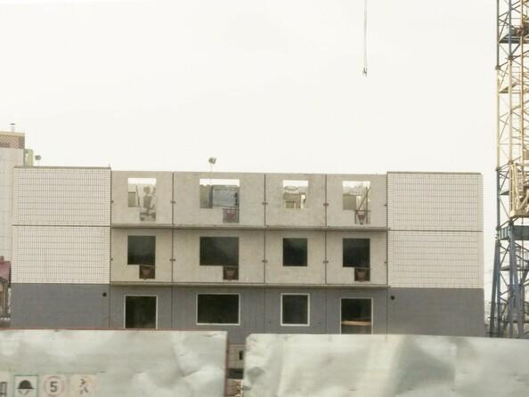 Фото Жилой комплекс КУРЧАТОВА, дом 6, стр 2, Ход строительства 12 ноября 2017