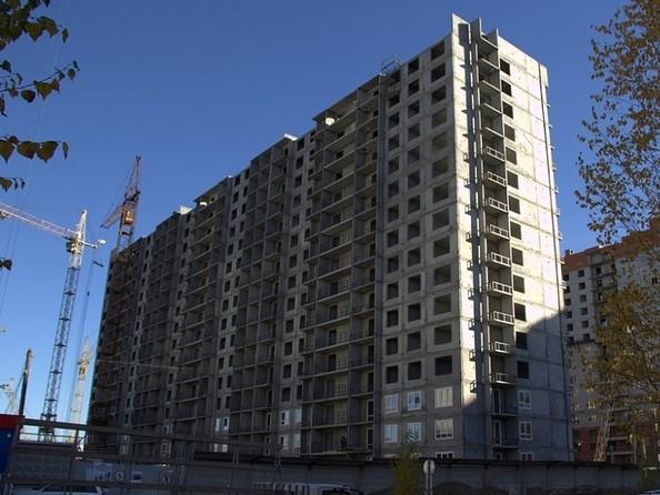 Фото Жилой комплекс КРЫЛЬЯ, дом 14, Ход строительства 15 октября 2018