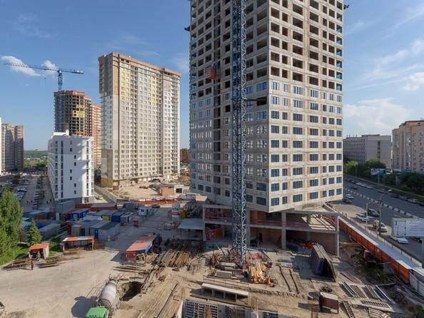 Фото Жилой комплекс ПАНОРАМА, дом 6, Ход строительства июнь 2018
