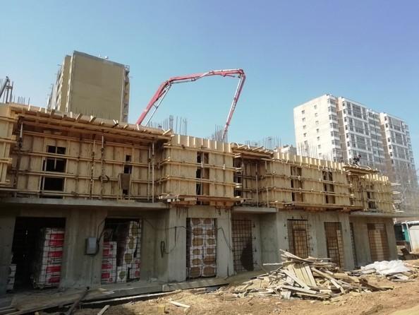 Ход строительства 4 мая 2020