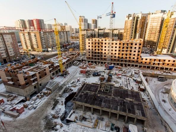 Ход строительства 23 января 2021