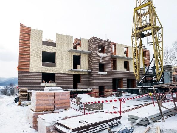Фото Жилой комплекс Академгородок, дом 1, корп 1, 27 февраля 2018