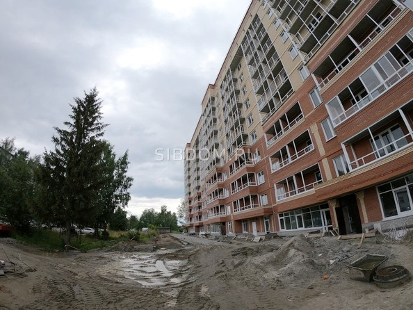 Фото Жилой комплекс КРЫЛЬЯ, б/с 4-5, Ход строительства 19 июля 2019