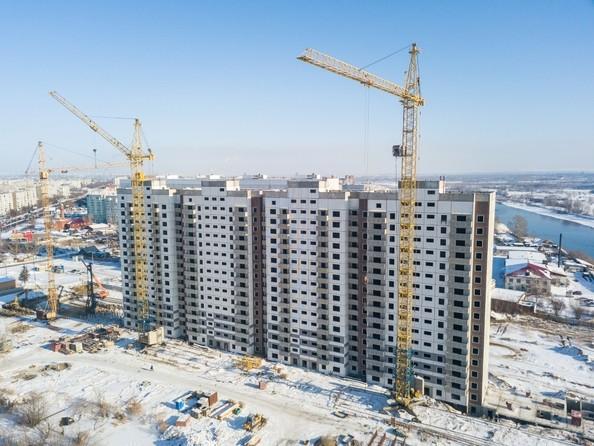 Фото Жилой комплекс Иннокентьевский, 3 мкр, дом 3, Ход строительства 21 февраля 2018