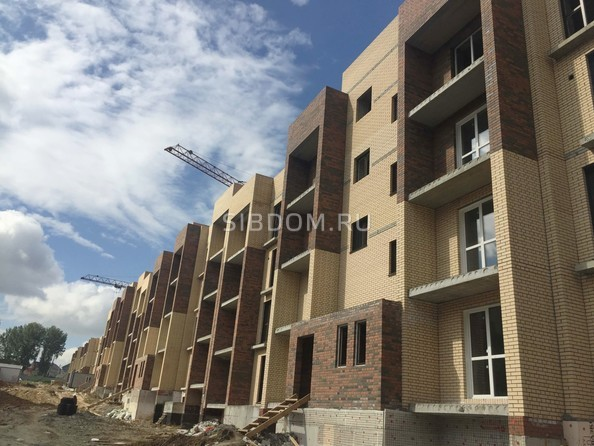 Фото Жилой комплекс СВОБОДА, дом 6, Ход строительства июнь 2019