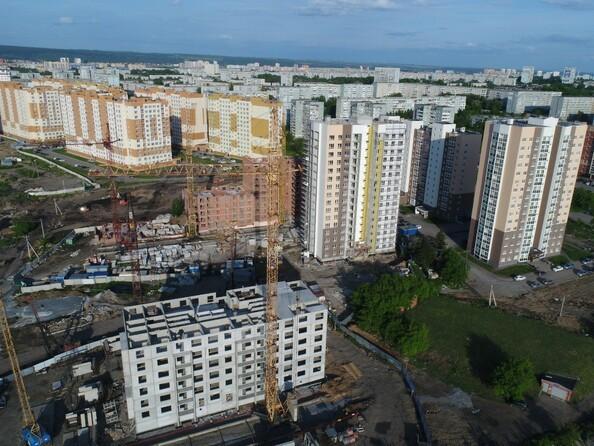 Фото Жилой комплекс МОСКОВСКИЙ ПРОСПЕКТ, дом 16, Ход строительства июнь 2019