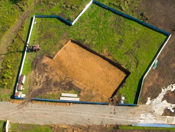 Фото ВЕРХНИЙ БУЛЬВАР-2, дом 60, корпус 1, Ход строительства сентябрь 2019