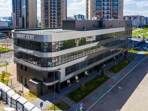 Фото Жилой комплекс Офисно-деловой центр БИЗНЕС ПОРТ, SKY SEVEN, Фото объекта 9 июня 2019