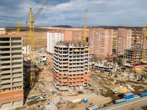 Фото Жилой комплекс ГЛОБУС ЮГ, дом 8, Ход строительства 7 апреля 2019