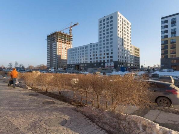 Фото Жилой комплекс ЕВРОПЕЙСКИЙ БЕРЕГ, дом 23, Ход строительства март 2019