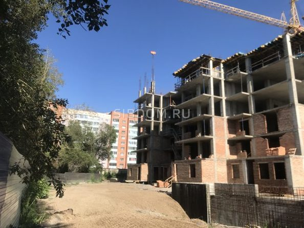 Фото Жилой комплекс Базарная, дом 1, Ход строительства август 2018