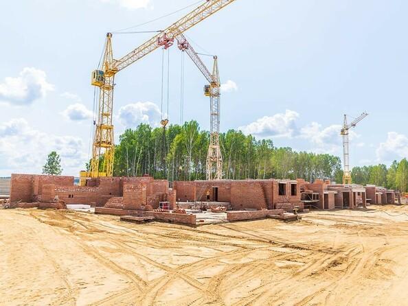 Фото Жилой комплекс НИКОЛЬСКИЙ, дом 4, Ход строительства август 2019