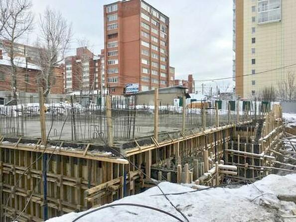 Фото Жилой комплекс РОДНОЙ БЕРЕГ, 8 б/с, Ход строительства 13 декабря 2018