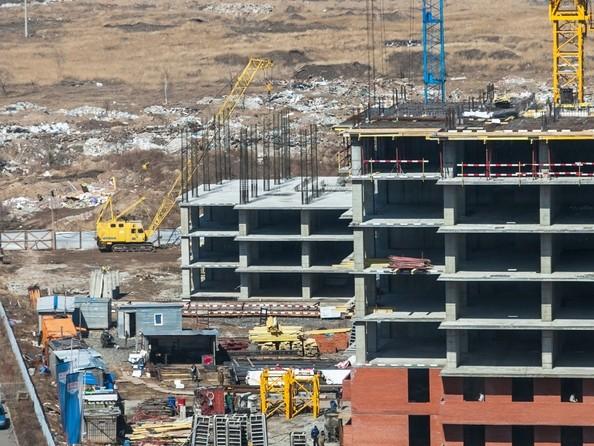 Фото Жилой комплекс КВАДРО, дом 1, Ход строительства 22 апреля 2017