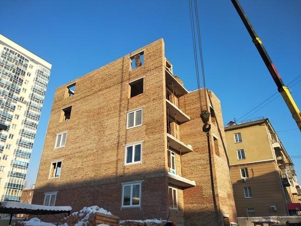 Фото Жилой комплекс ТИХВИНСКИЙ КВАРТАЛ (Степная,42), Ход строительства 10 декабря 2018