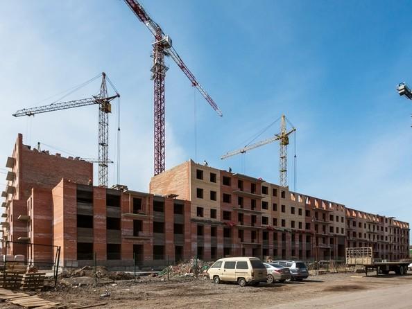 Фото Жилой комплекс ОБРАЗЦОВО, дом 1, квартал 1, 11 апреля 2017