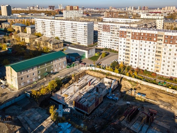 Фото Жилой комплекс РАСЦВЕТАЙ НА ГОГОЛЯ, дом 1, 8 октября 2018