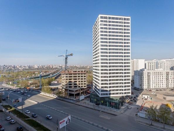 Фото Жилой комплекс ПАНОРАМА, дом 7, Ход строительства май 2019