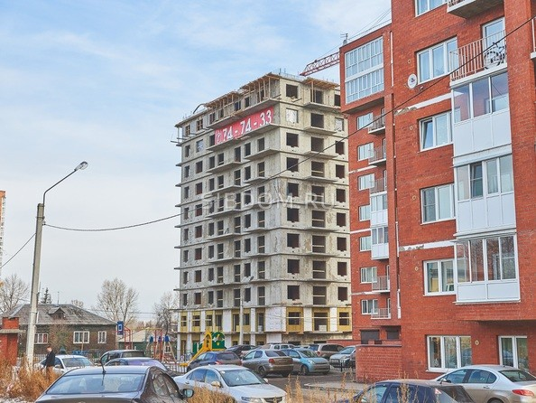 Фото Жилой комплекс ДОМ У ЗАЛИВА, 28 марта 2018