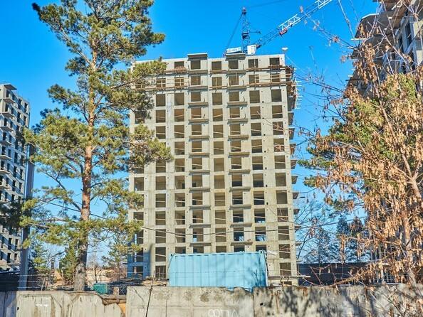 Фото Жилой комплекс АТМОСФЕРА, б/с 3, Ход строительства 1 ноября 2017