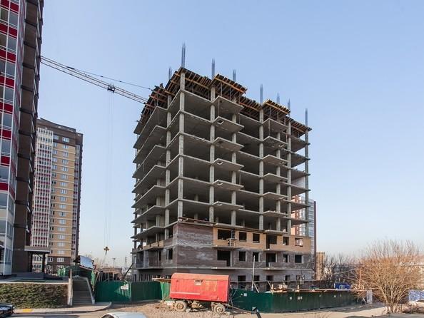Ход строительства 5 ноября 2019