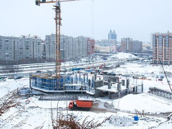 Фото Жилой комплекс АКАДЕМИЯ, 1 корпус, Ход строительства декабрь 2018