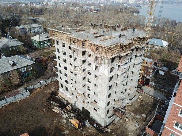 Фото Жилой комплекс ДОМ У ЗАЛИВА, 11 октября 2017