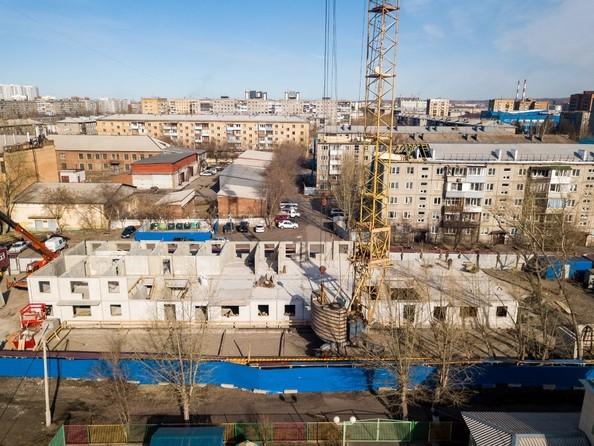 Фото КОЛИБРИ , Ход строительства 7 апреля 2019