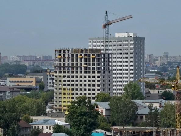 Фото НОВЫЙ КВАРТАЛ, корпус 1, Ход строительства сентябрь 2019