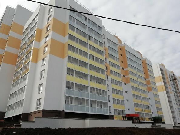 Фото Жилой комплекс КЕМЕРОВО-СИТИ, 37, б/с 4,5 , октябрь 2018
