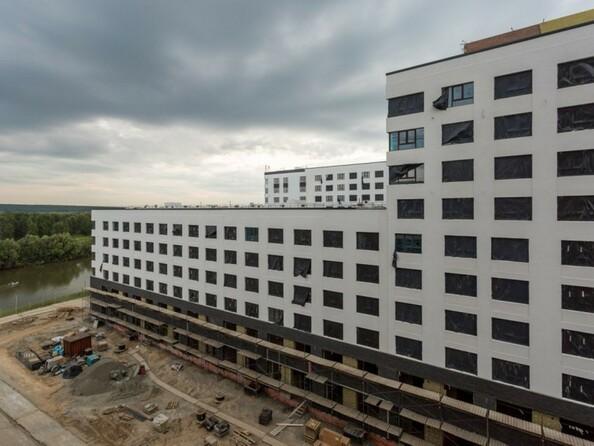 Фото Жилой комплекс ЕВРОПЕЙСКИЙ БЕРЕГ, дом 22, Ход строительства июль 2018